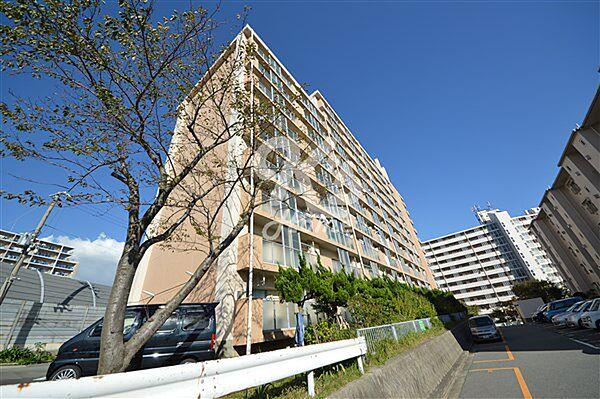 上高丸北住宅 8階の賃貸【兵庫県 / 神戸市垂水区】