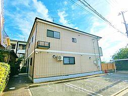 大阪府堺市美原区真福寺の賃貸アパートの外観