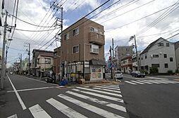 神奈川県横浜市南区共進町2丁目の賃貸アパートの外観