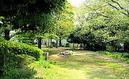 明神橋公園 420m