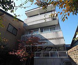 京都府京都市中京区織物屋町の賃貸マンションの外観