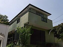 赤木ハイツ[1階]の外観