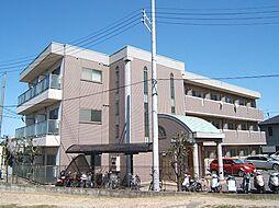 京都府宇治市大久保町久保の賃貸マンションの外観
