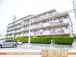 愛知県名古屋市瑞穂区内浜町の賃貸マンションの外観