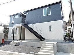 千葉県千葉市中央区星久喜町の賃貸アパートの外観