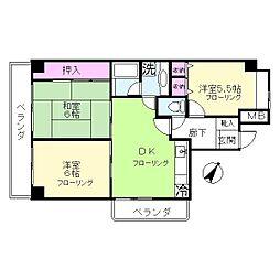 石川台駅 15.0万円