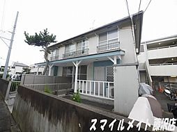 カメリアハウス[1階]の外観
