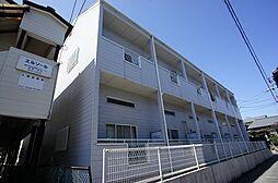 オーセンティックハウスA[2階]の外観