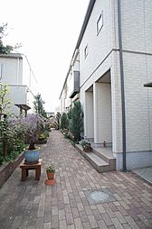 ガーデンコートハナ[2階]の外観