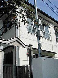 コーポ三好[2階]の外観