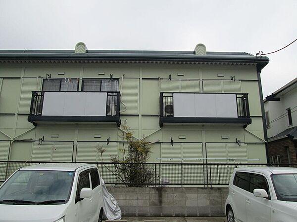 サンフレア大野[103号室]の外観