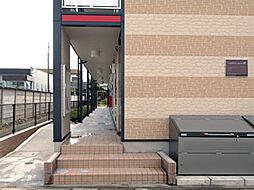 サカサガワ[2階]の外観