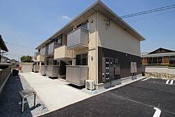 JR赤穂線 西大寺駅 バス10分 西大寺下車 徒歩2分の賃貸アパート