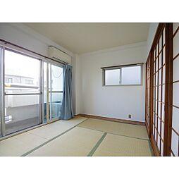 間野マンション[305号室]の外観