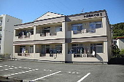 トヨタハイツI[202号室]の外観