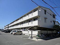 和歌山県和歌山市加納の賃貸アパートの外観