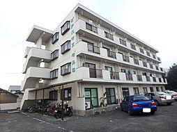 愛媛県松山市樽味1丁目の賃貸マンションの外観
