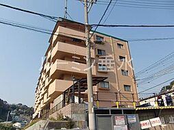 グリーン北塩屋[5階]の外観