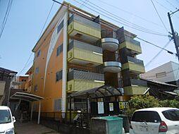 ドミールタチバナ五月町II[3階]の外観