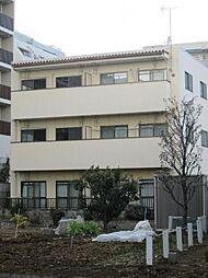 神奈川県川崎市中原区今井仲町の賃貸マンションの外観
