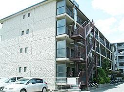 ラフォーレ学園前[1階]の外観