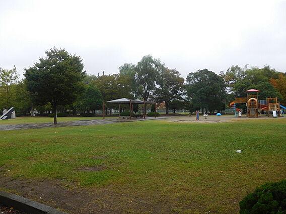 富沢公園まで徒...