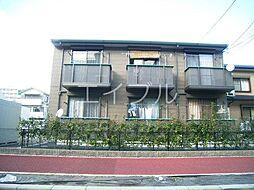 シャーメゾン・ソレイユ B棟[2階]の外観