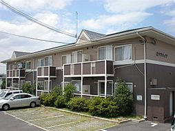 ミヤマハイツ[2階]の外観