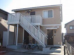 三重県四日市市伊倉2の賃貸アパートの外観