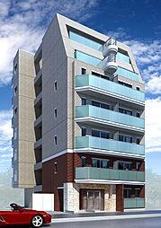 コルディア横濱サウス[102号室]の外観