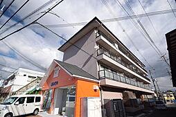 松井マンション[4階]の外観