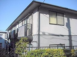 東京都板橋区志村2丁目の賃貸アパートの外観