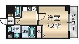 ASTIA新大阪3[3階]の間取り