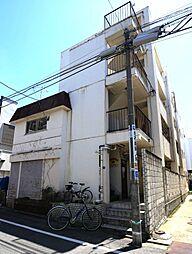 東京都大田区東雪谷3丁目の賃貸マンションの外観