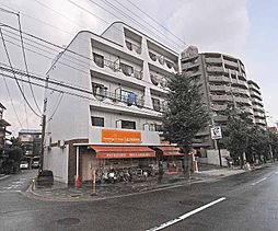 京都府京都市北区紫野十二坊町の賃貸マンションの外観