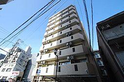 愛知県名古屋市千種区仲田2丁目の賃貸マンションの外観