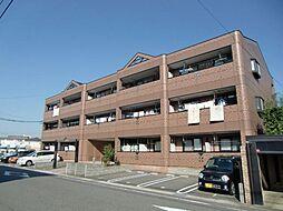 愛知県清須市朝日弥生の賃貸マンションの外観