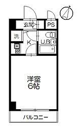 ライオンズマンション湘南藤沢第2[2階]の間取り