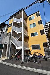 近鉄南大阪線 河内天美駅 徒歩3分の賃貸アパート