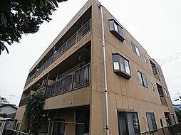 ローズマロー北松戸[202号室]の外観