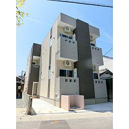 ミアムール箱崎[1階]の外観
