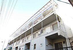 湘南マンション[2-D号室]の外観