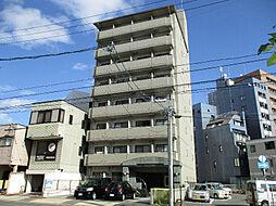 愛知県名古屋市千種区穂波町1丁目の賃貸マンションの外観