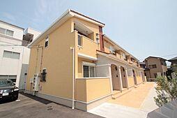 JR山陽本線 新井口駅 徒歩18分の賃貸アパート