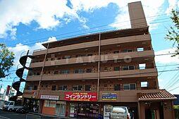 ハイツ阪本[3階]の外観