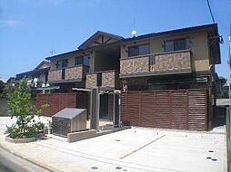 福岡県福岡市中央区地行1丁目の賃貸アパートの外観