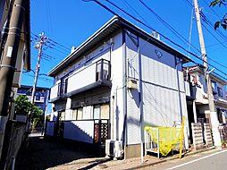 グリンテII[2階]の外観