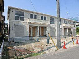 愛知県海部郡大治町大字西條字七反田の賃貸アパートの外観