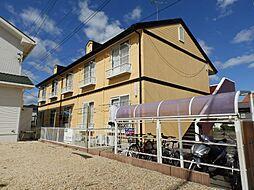 レンタルアパートホップ[2階]の外観