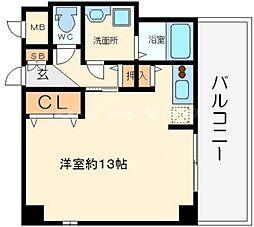 幸田マンション幸町[8階]の間取り